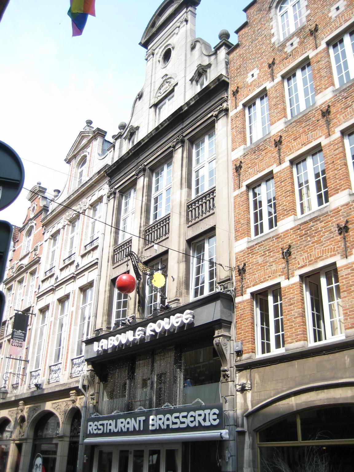 Rue des Pierres 52, 2015