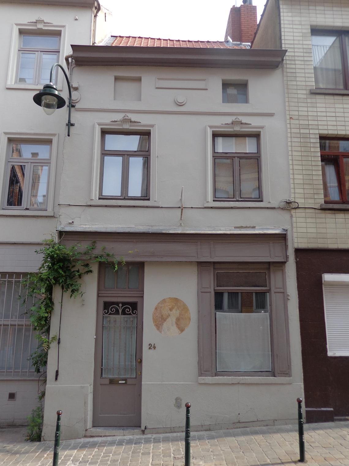 Rue de la Rasière 24, 2015
