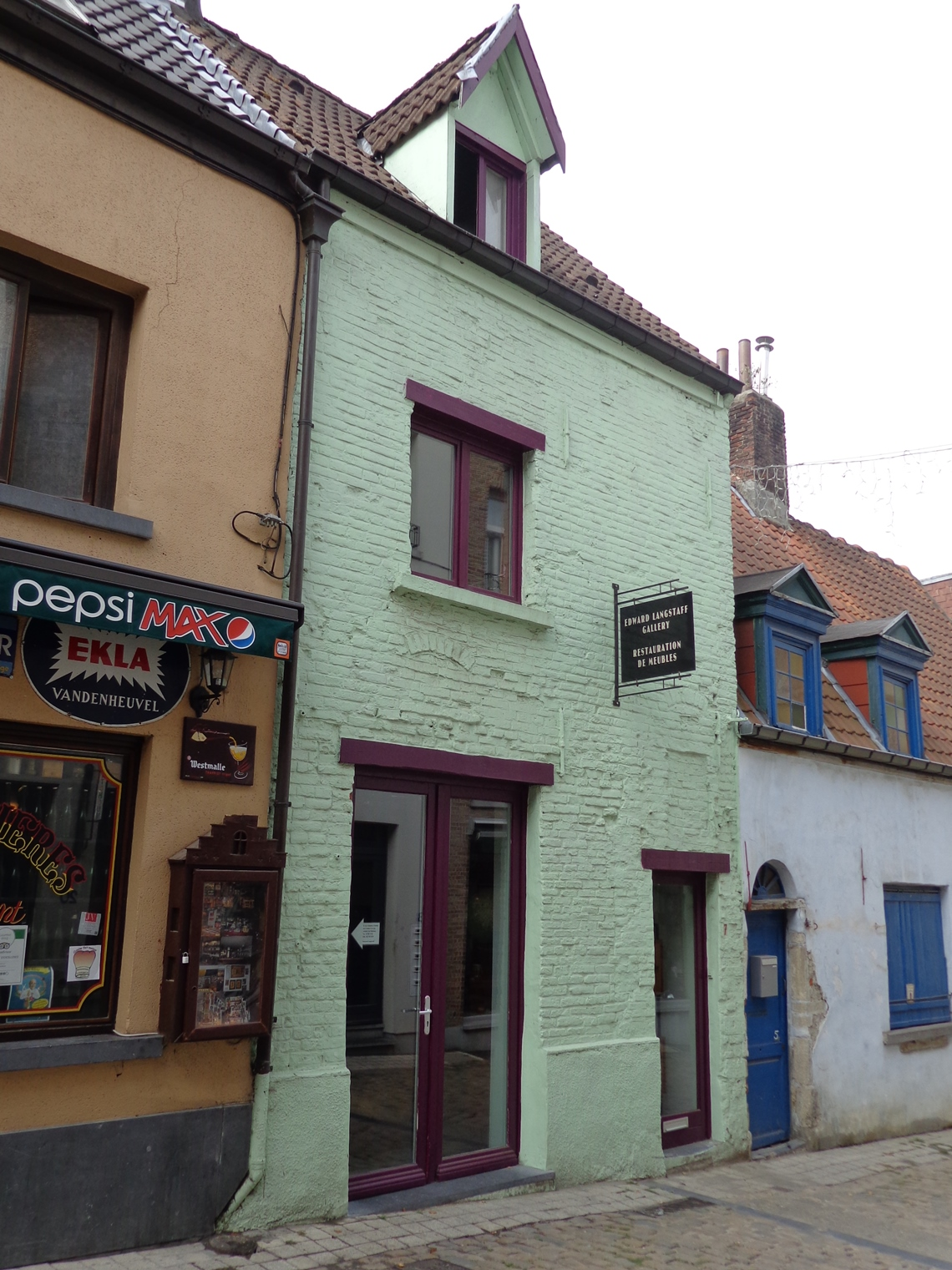 Rue des Renards 7, 2015