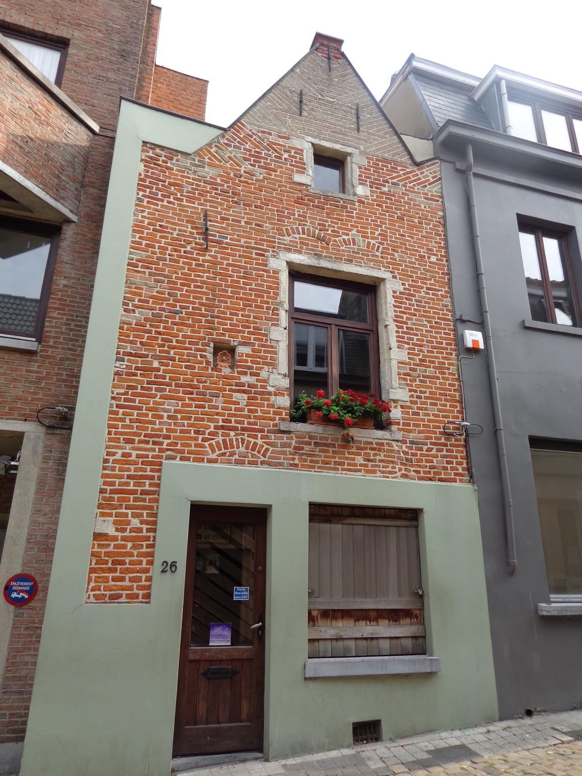 Rue des Renards 26, 2015