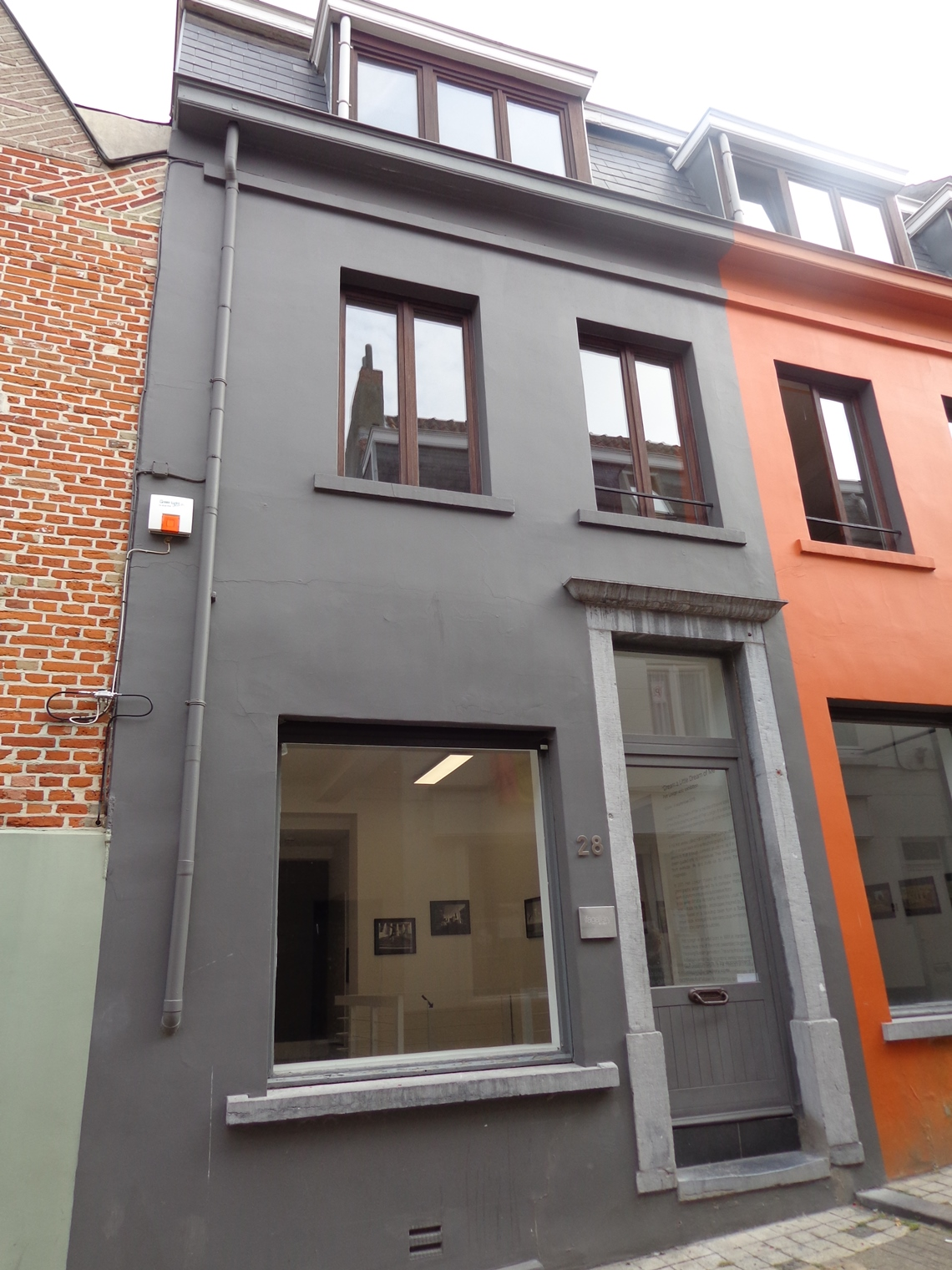 Rue des Renards 28, 2015