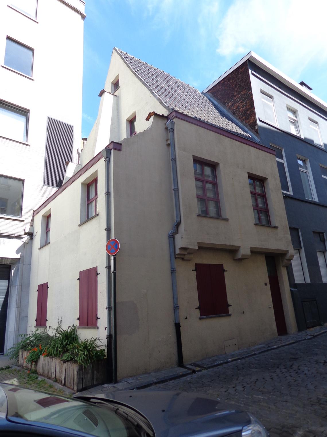 Sint-Gisleinsstraat 86, 2015