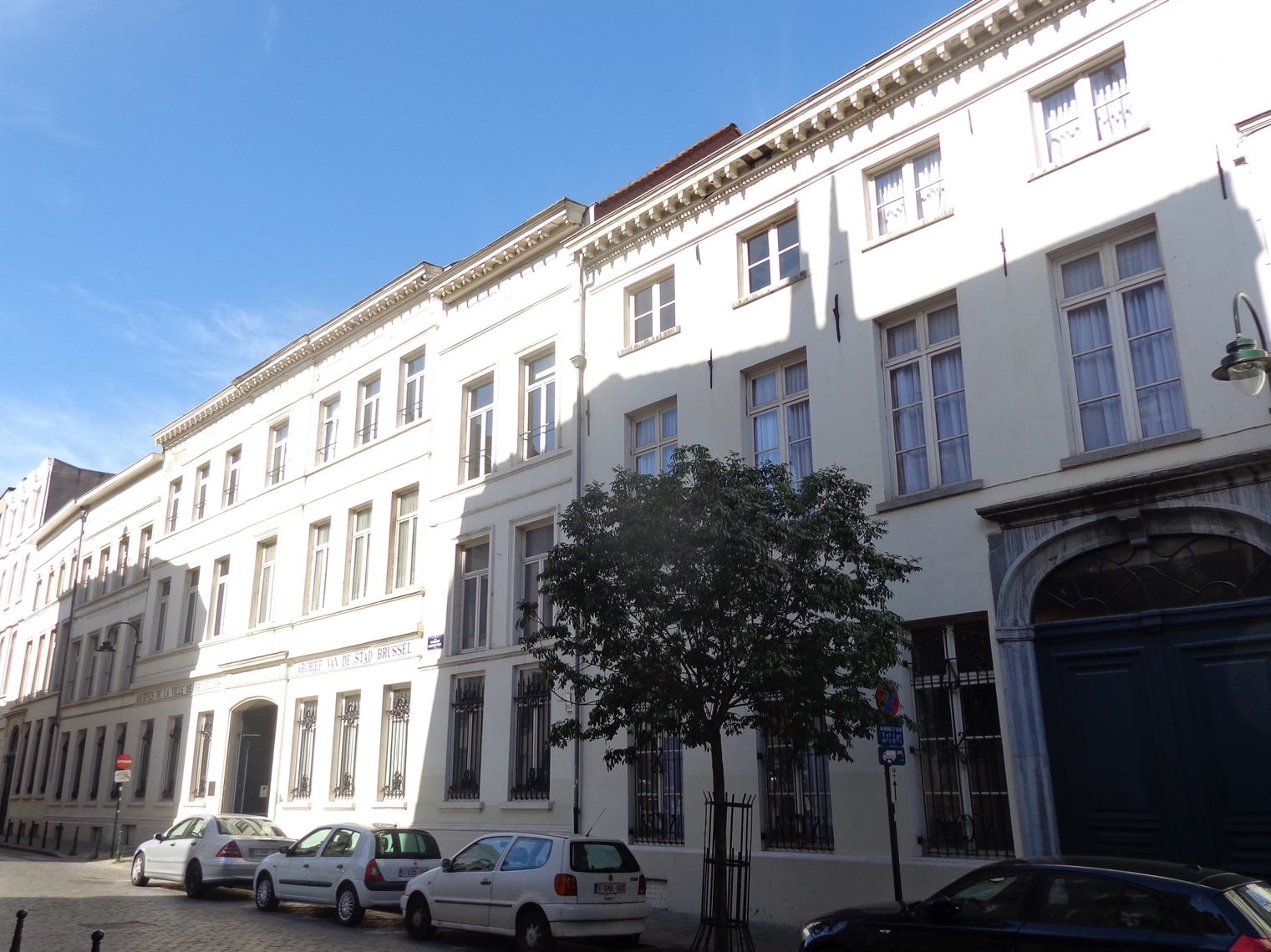 Rue des Tanneurs 65, 2015