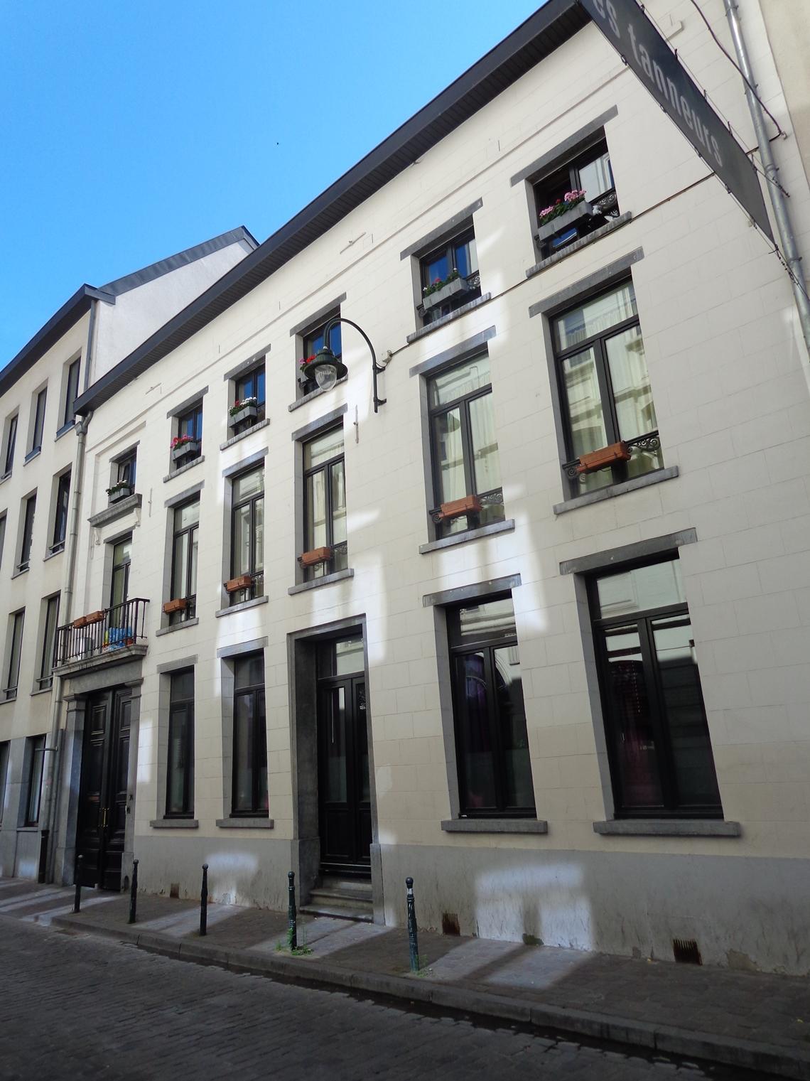 Rue des Tanneurs 74-76, 2015