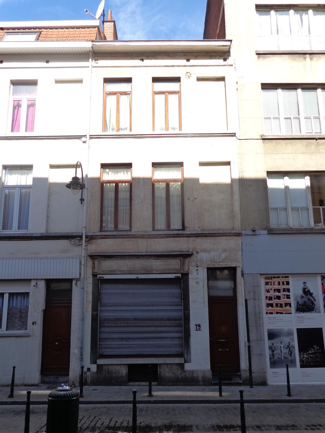 Rue des Tanneurs 79, 2015