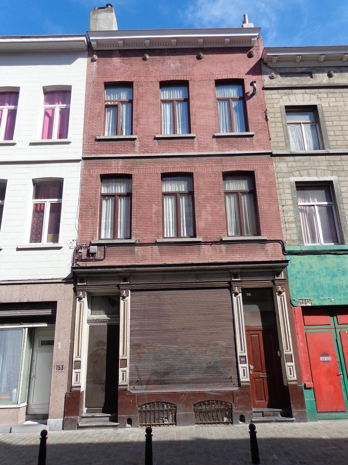 Rue des Tanneurs 149-151, 2015
