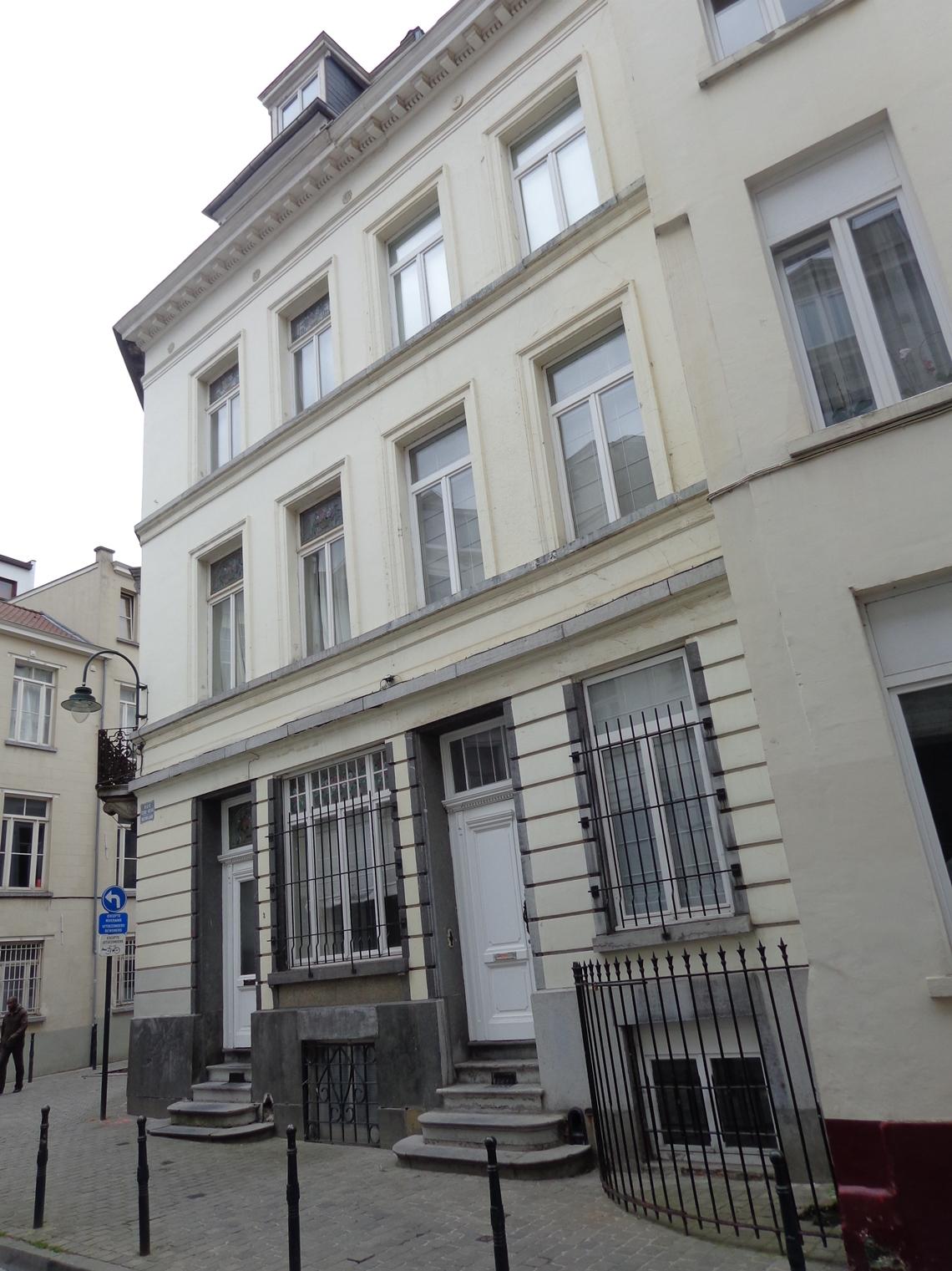 Rue Terre-Neuve 2, 4, 2015