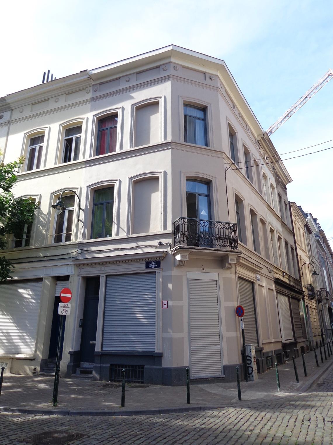 Rue du Lavoir 1-rue Terre-Neuve 180, 2015