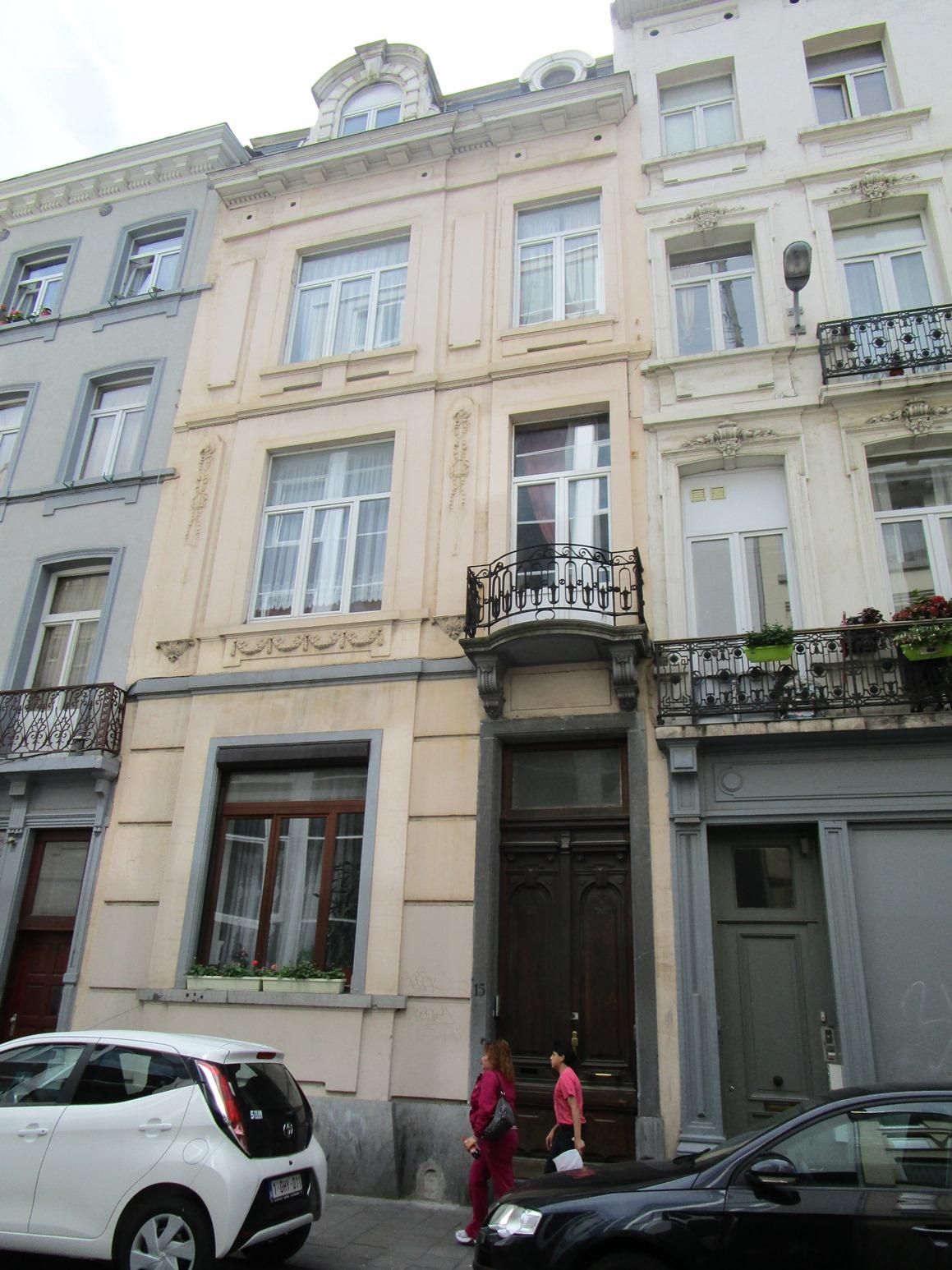 Rue de Tournai 15, 2015