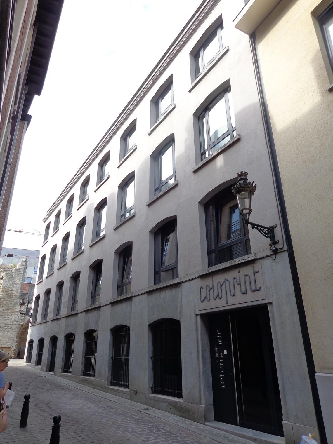 Rue de Villers 11-15, 2015