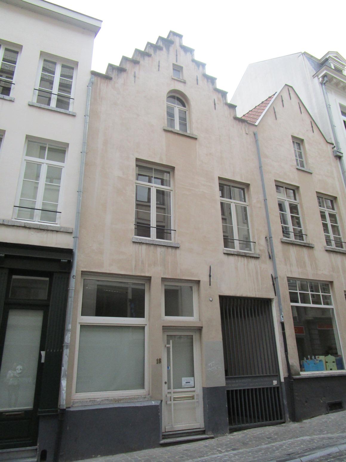 Rue de la Violette 18, 2015