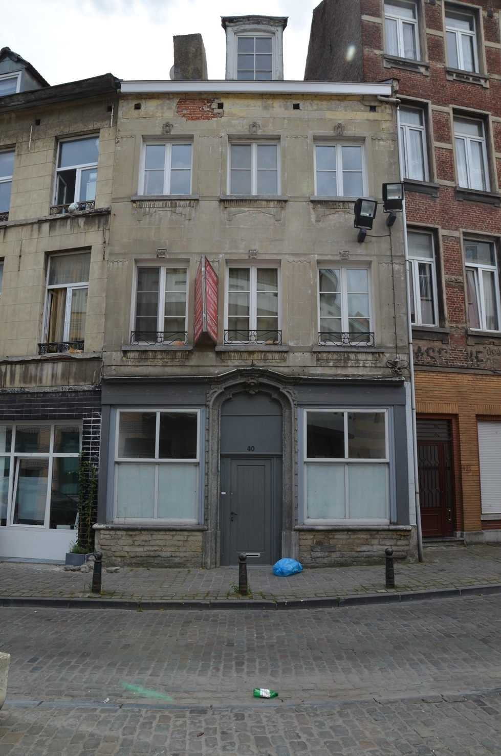 Rue d'Anderlecht 40, 2015