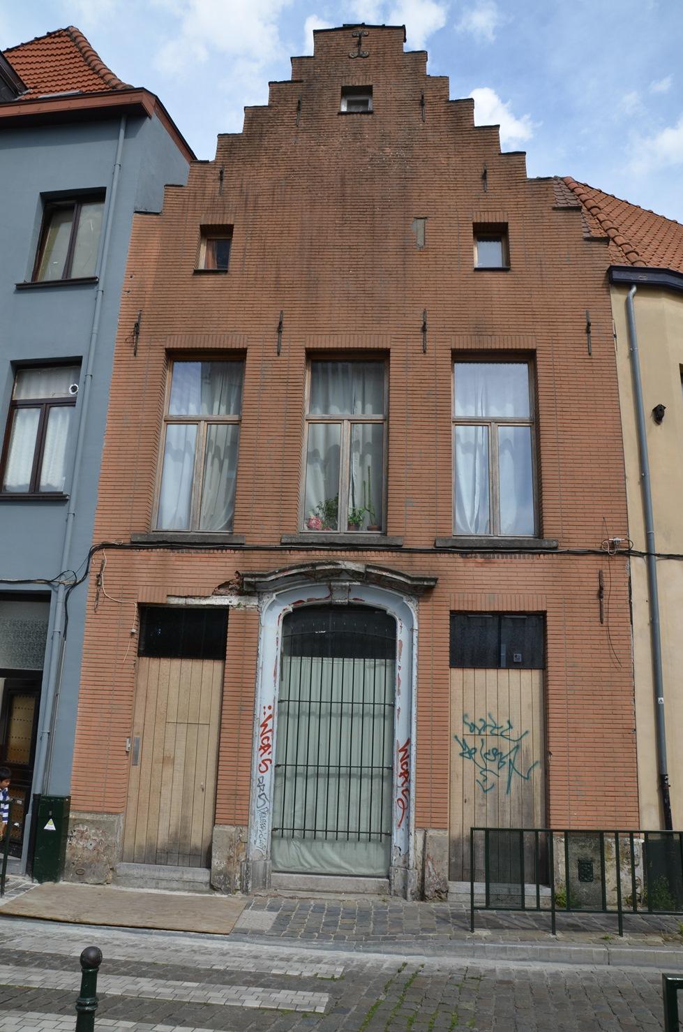 Rue d'Anderlecht 61-61A, 2015