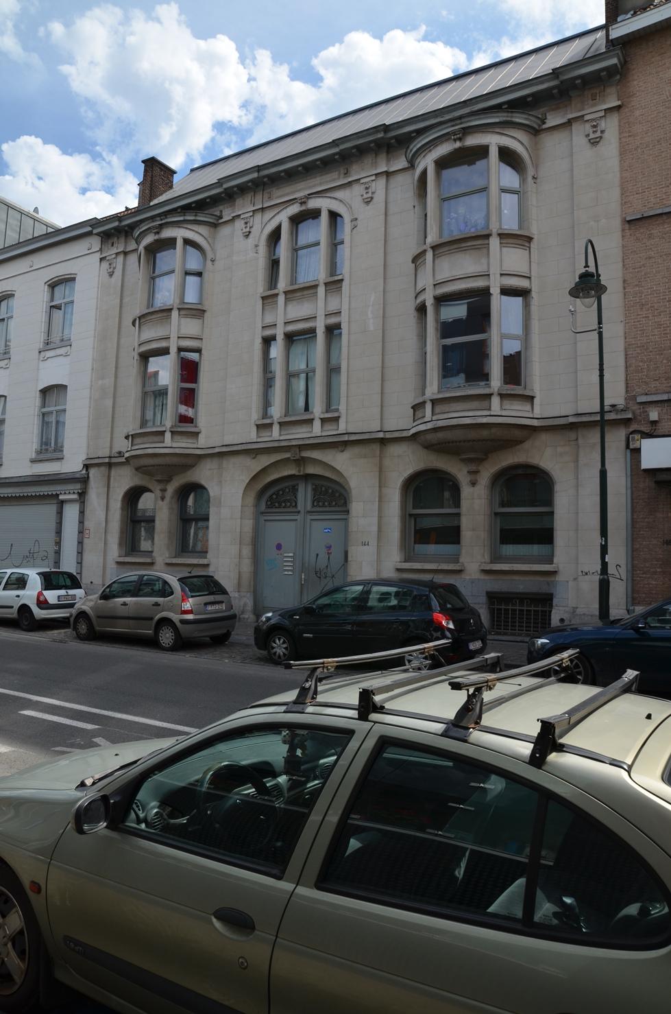 Rue d'Anderlecht 144, 2015