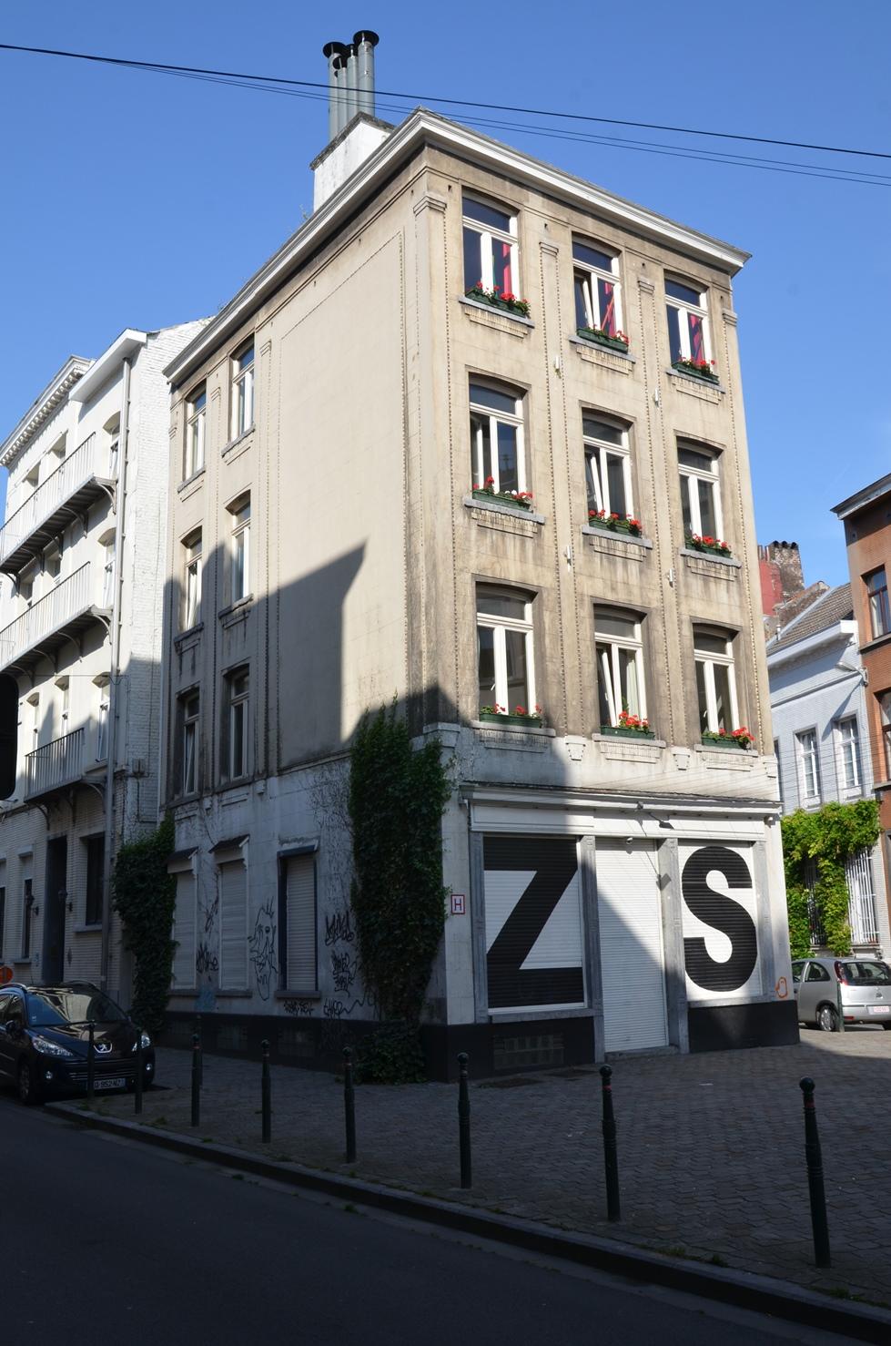 Rue Anneessens 2, 2015