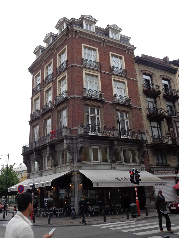 Rue Antoine Dansaert 114-116, 2015