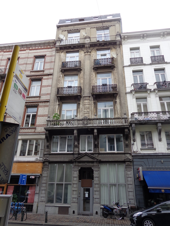 Rue Antoine Dansaert 203, 2015