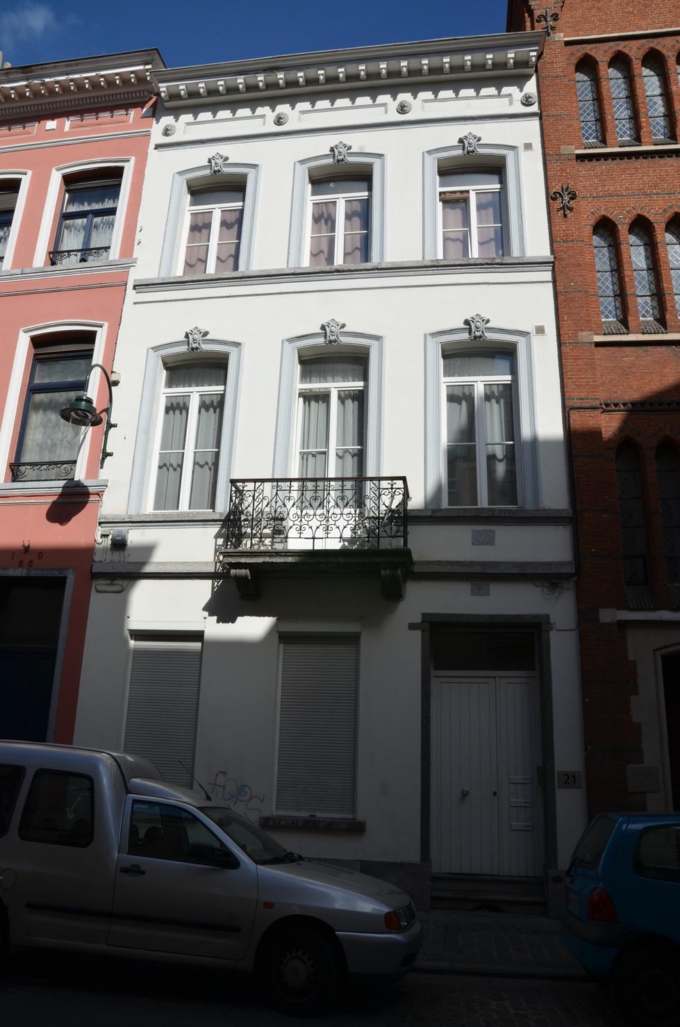 Rue d'Artois 21, 2015