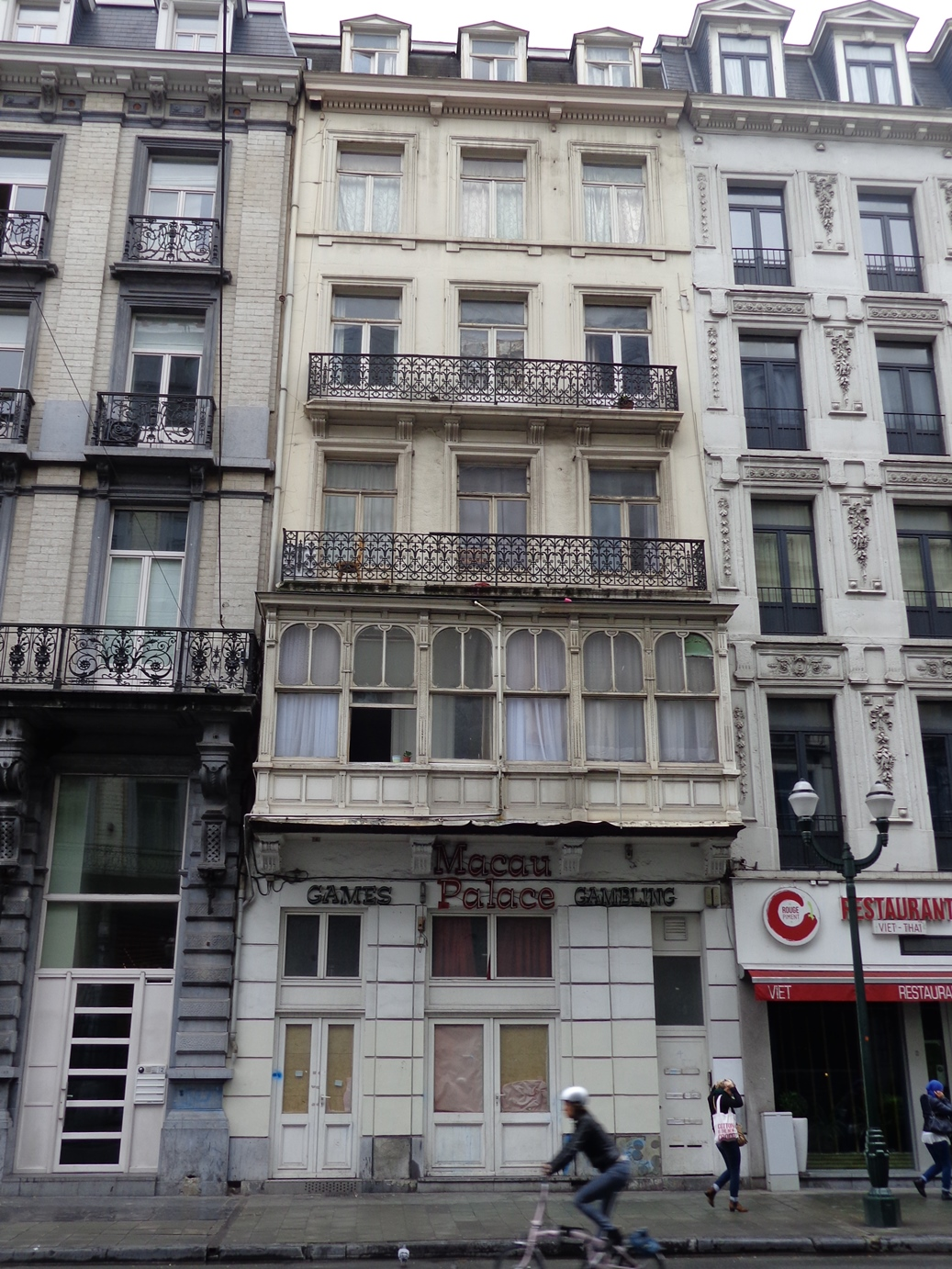 Rue Auguste Orts 4, 2015