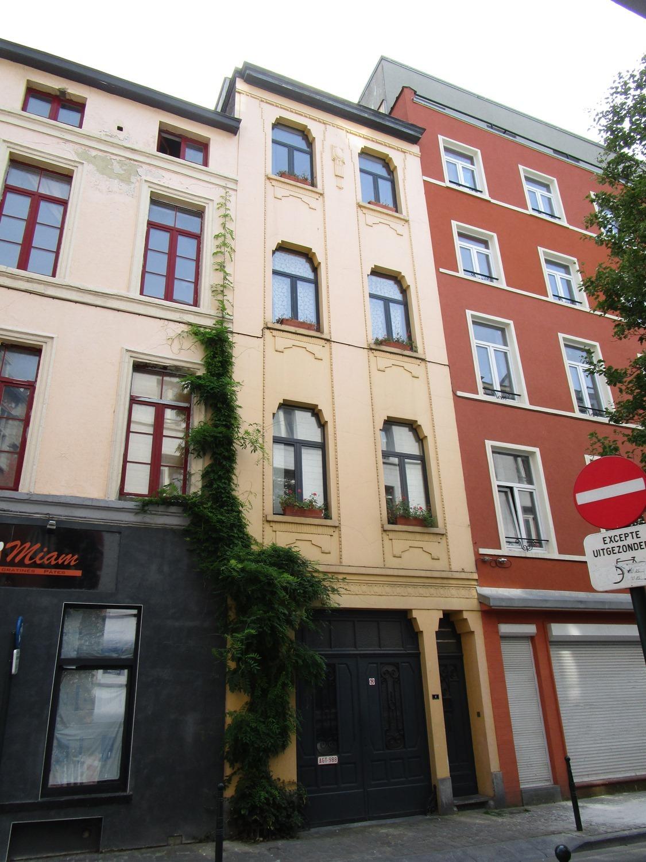 Rue Bodeghem 4-6