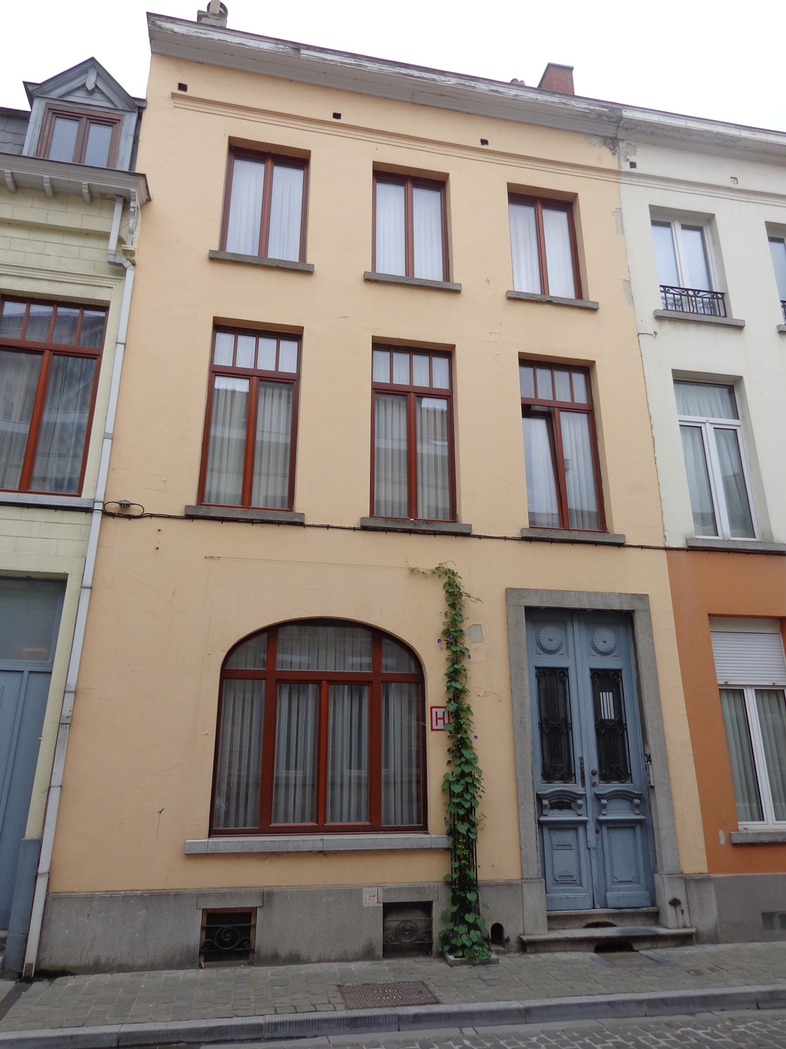 Rue du Boulet 34, 2015