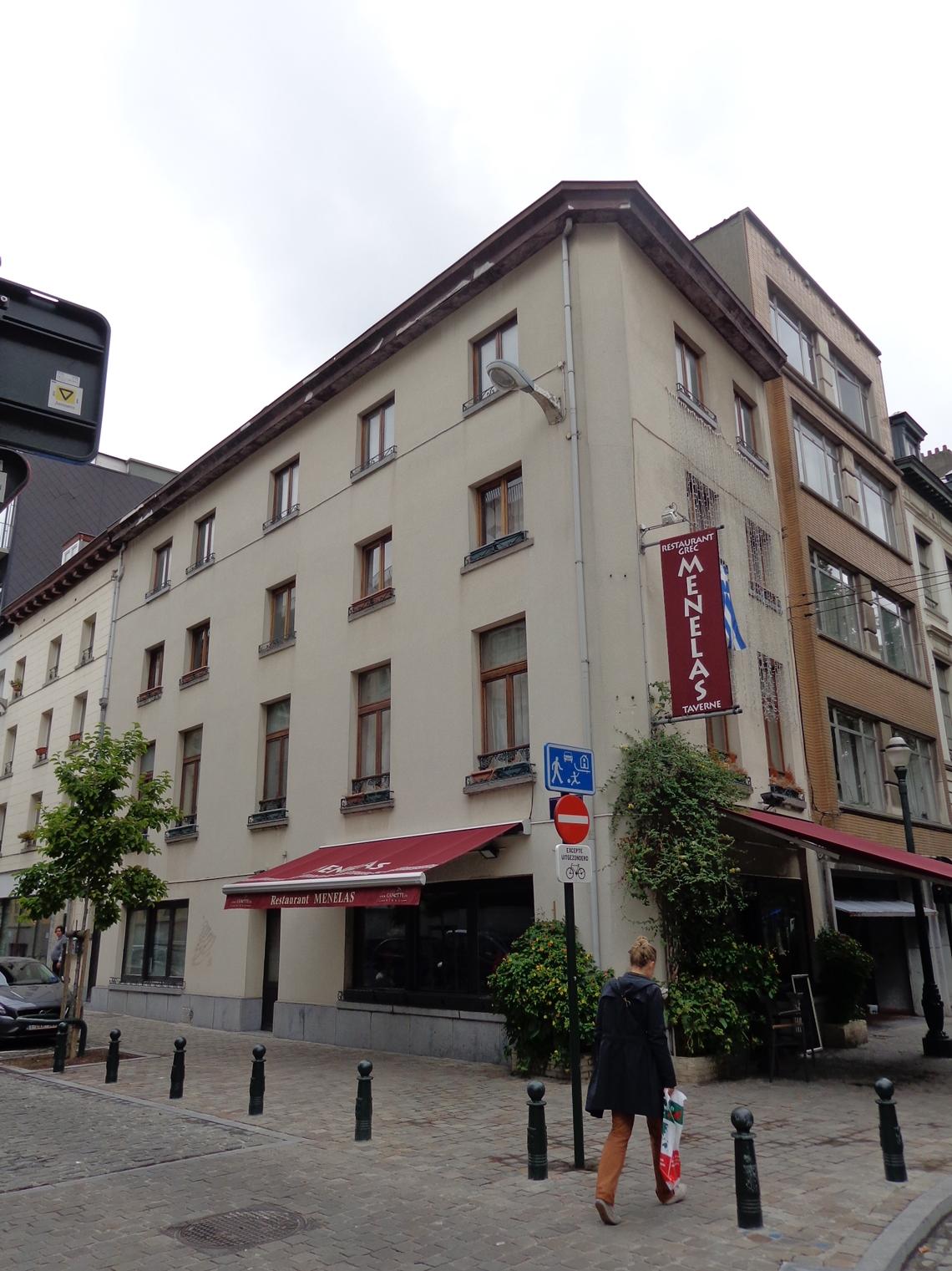 Rue de la Braie 1-3, 2015