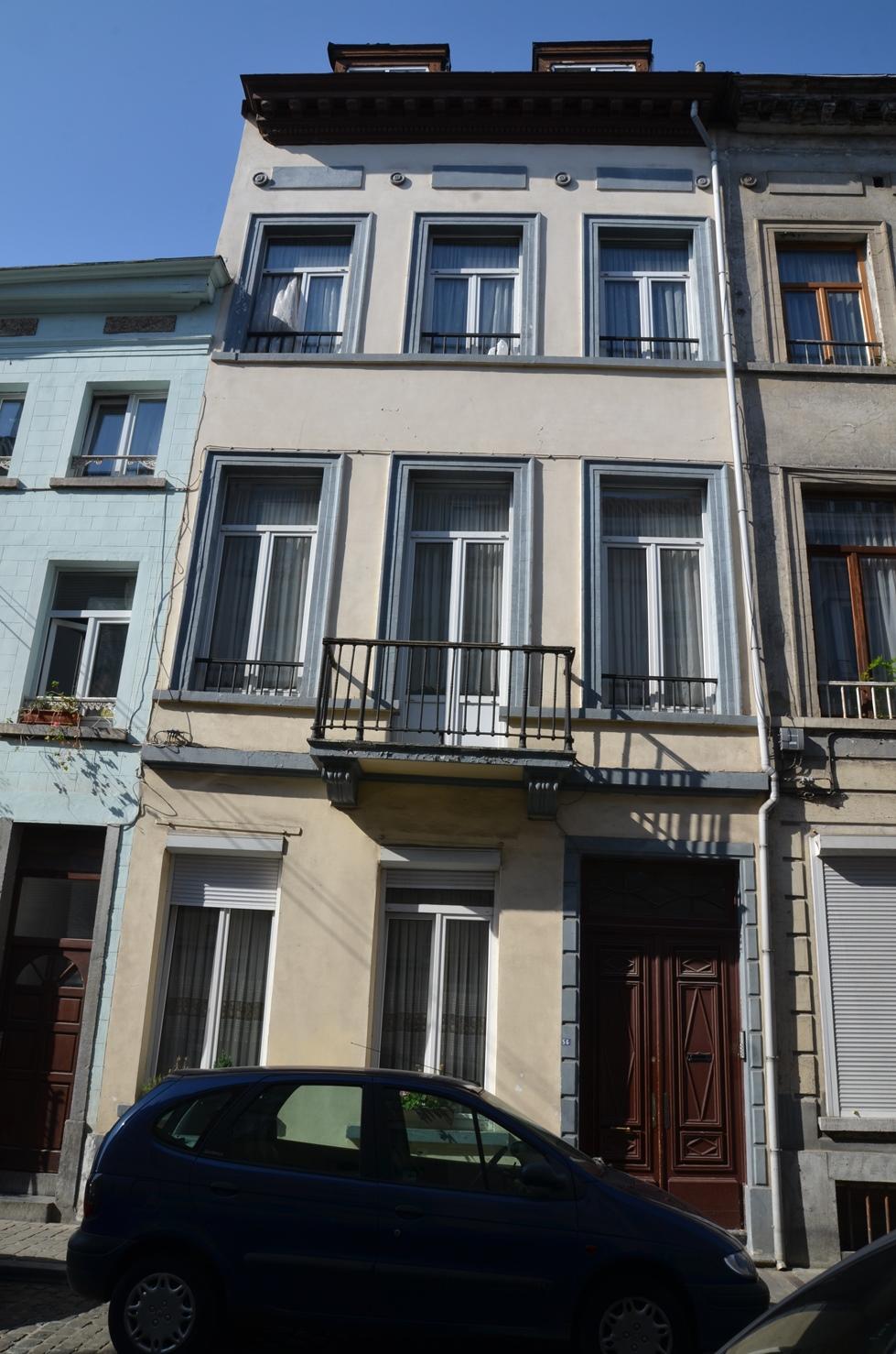 Rue Camusel 56, 2015