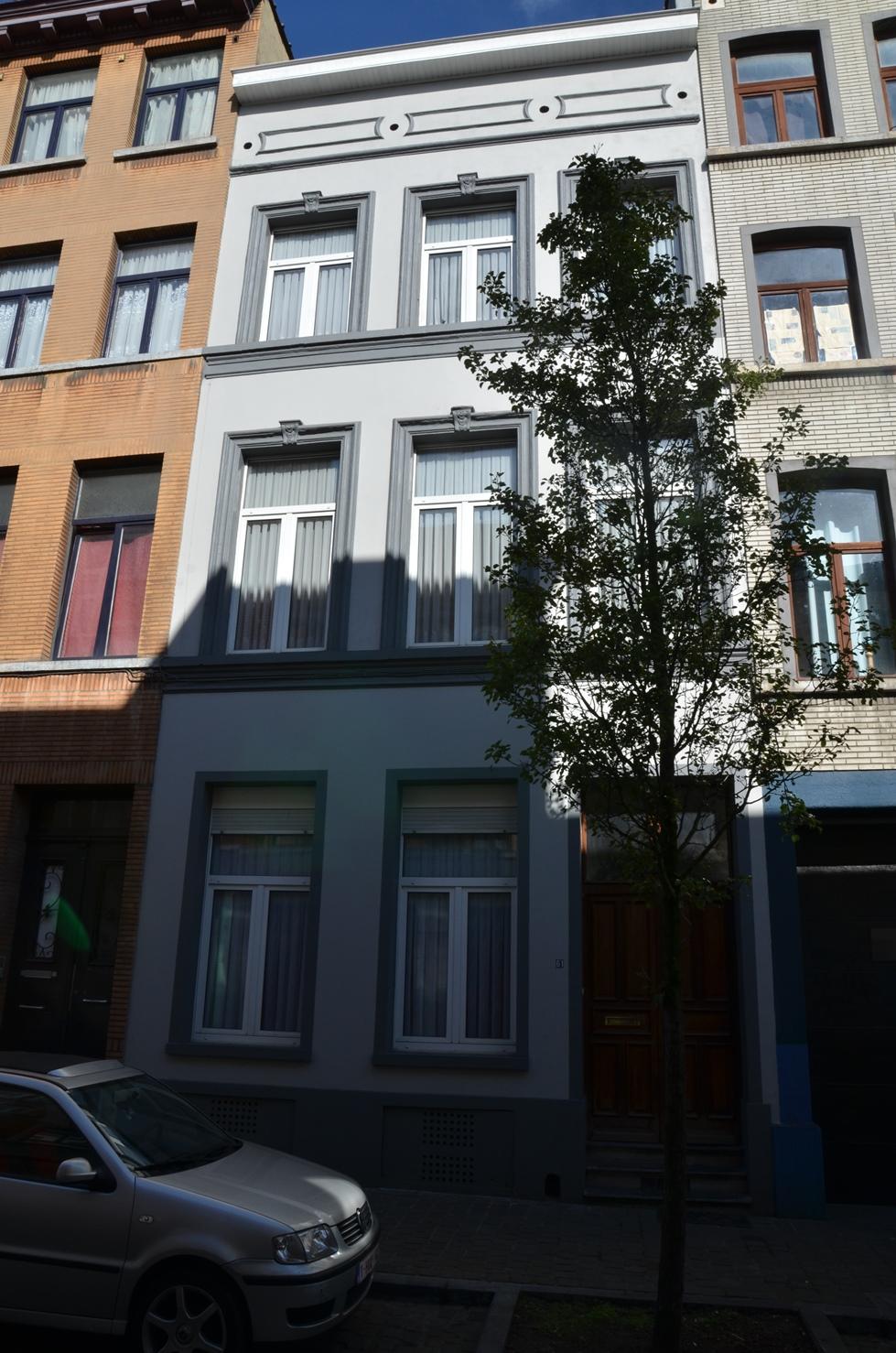 Rue de la Caserne 61, 2015