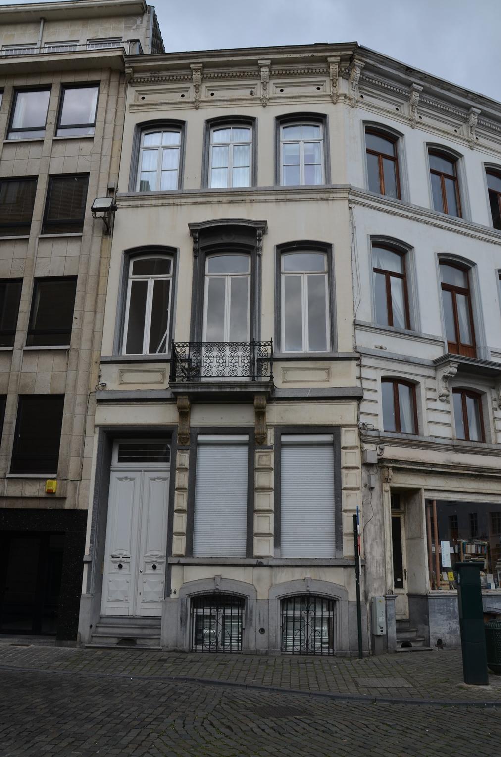Rue du Cyprès 14, 2015