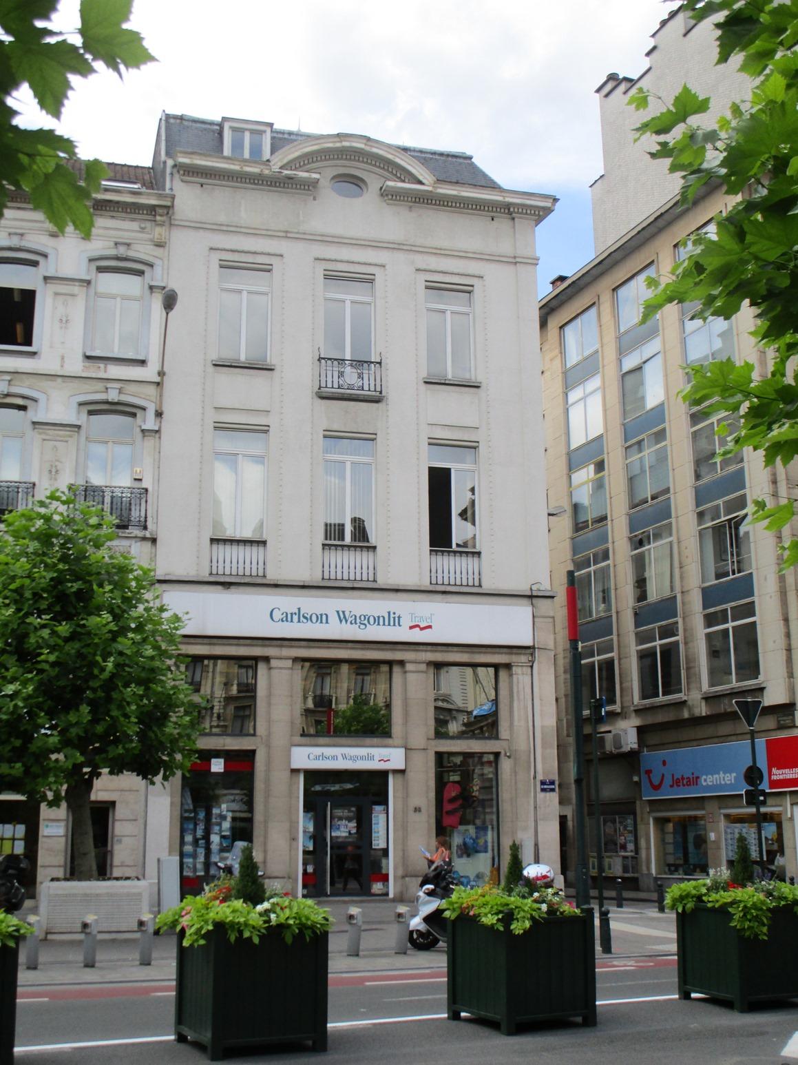 Place De Brouckère 50, 2015