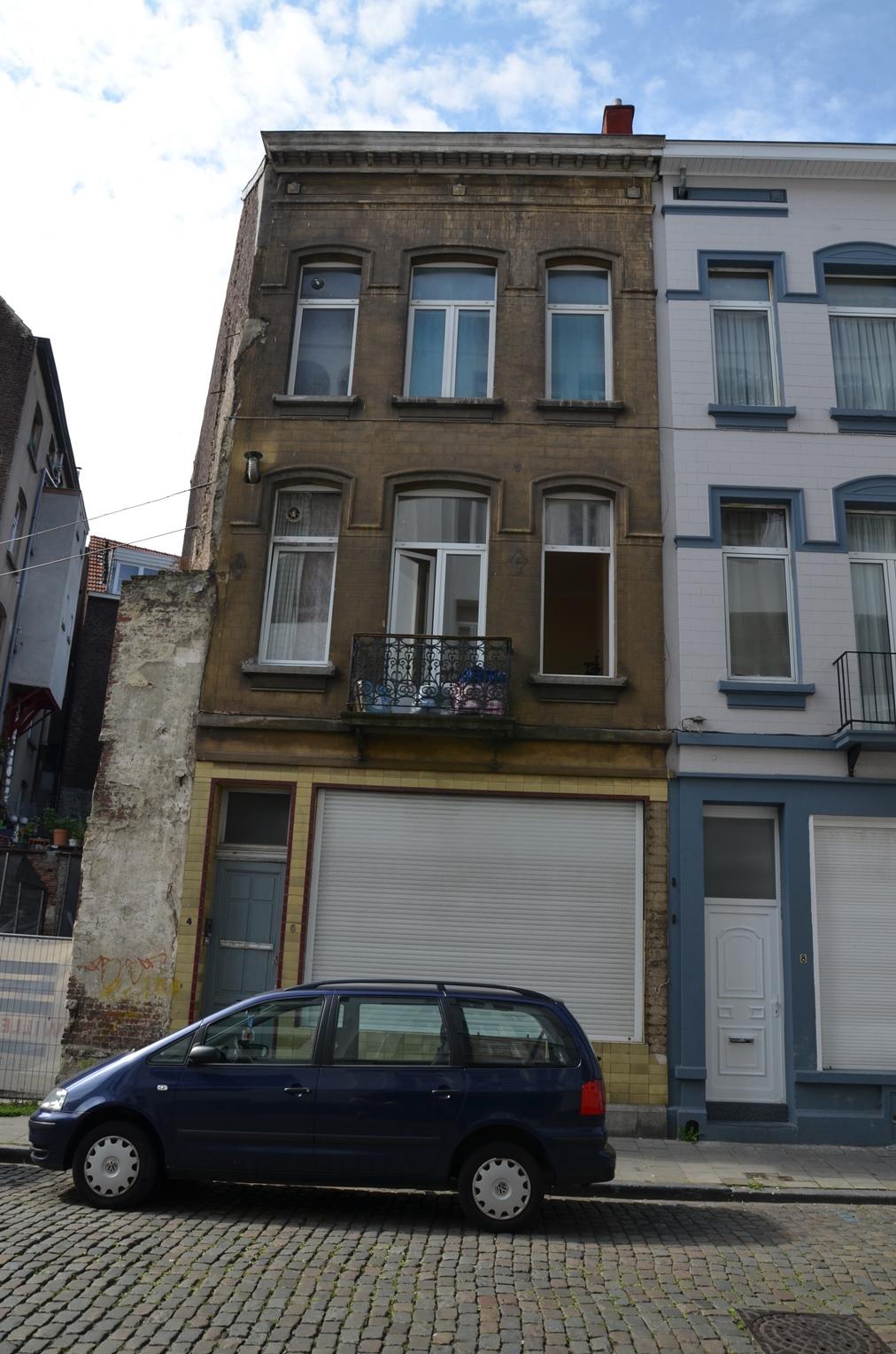 Rue de Witte de Haelen 4-6, 2015