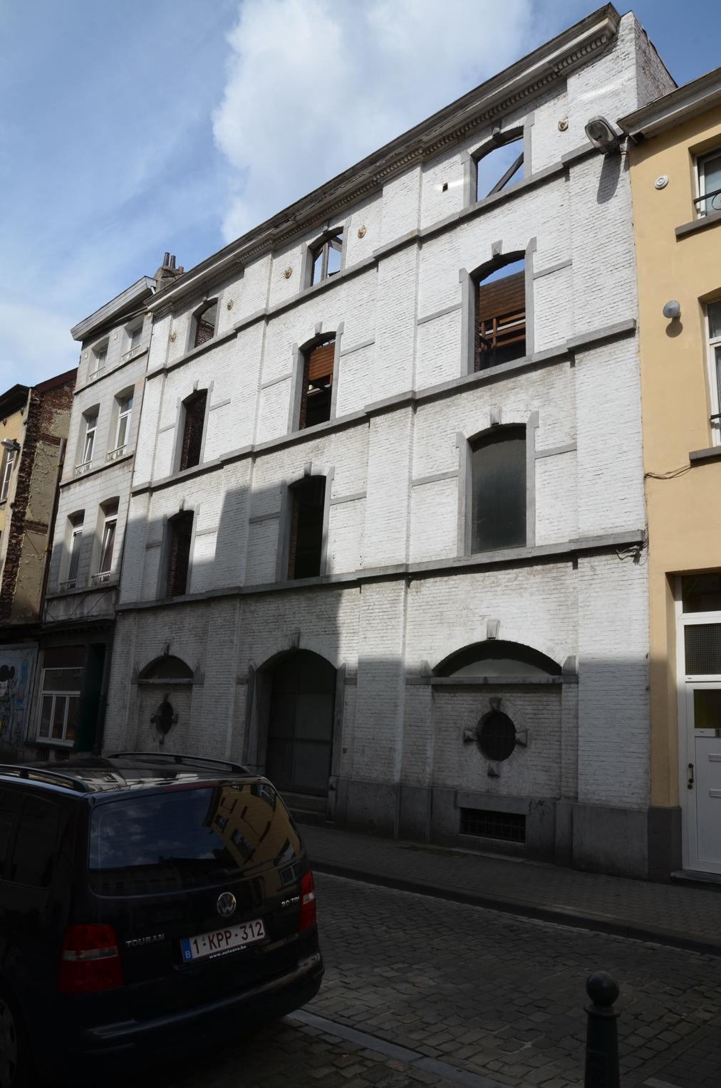 Rue des Echelles 5, 2015