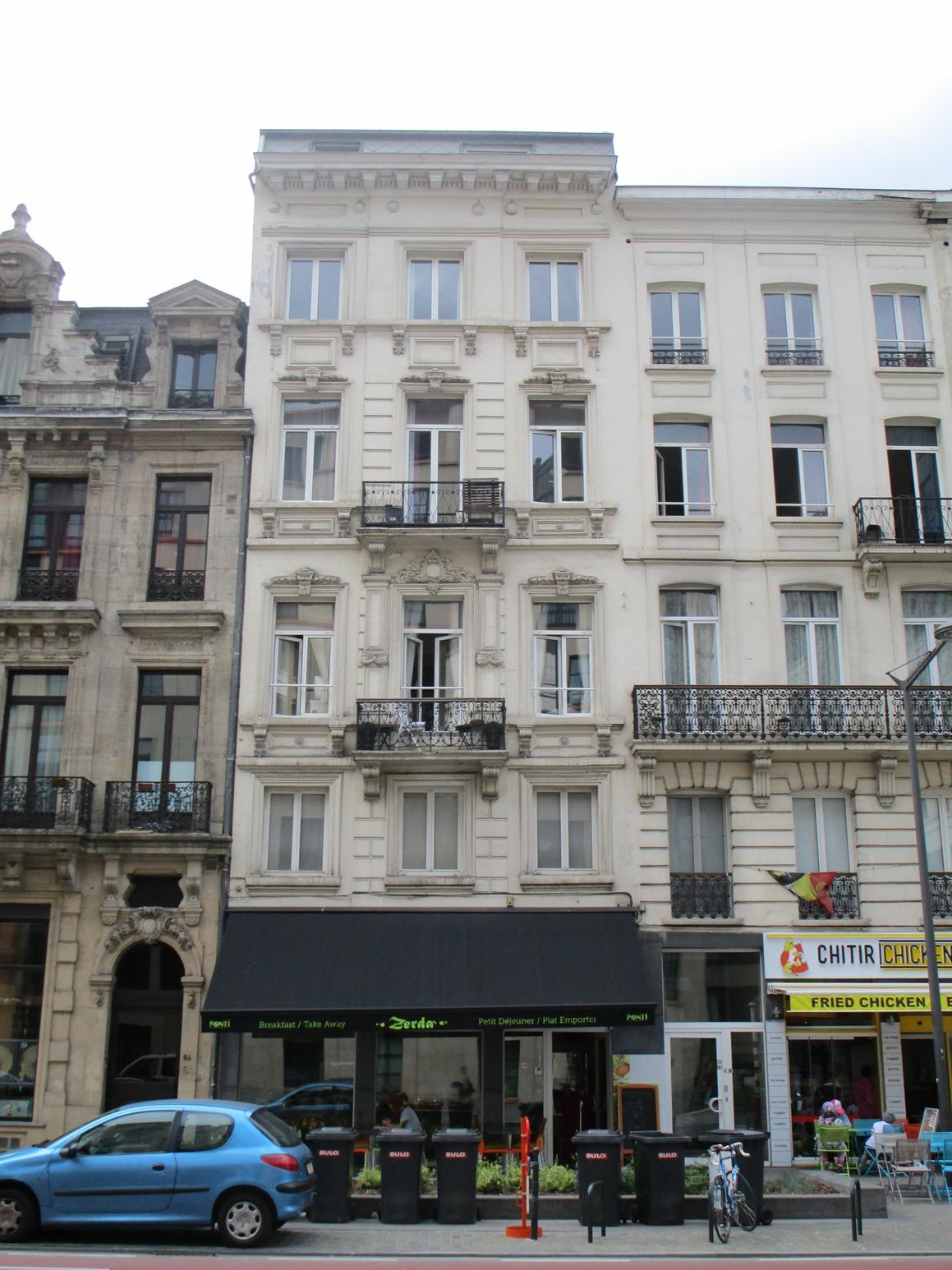 Boulevard Emile Jacqmain 66-68, 2015