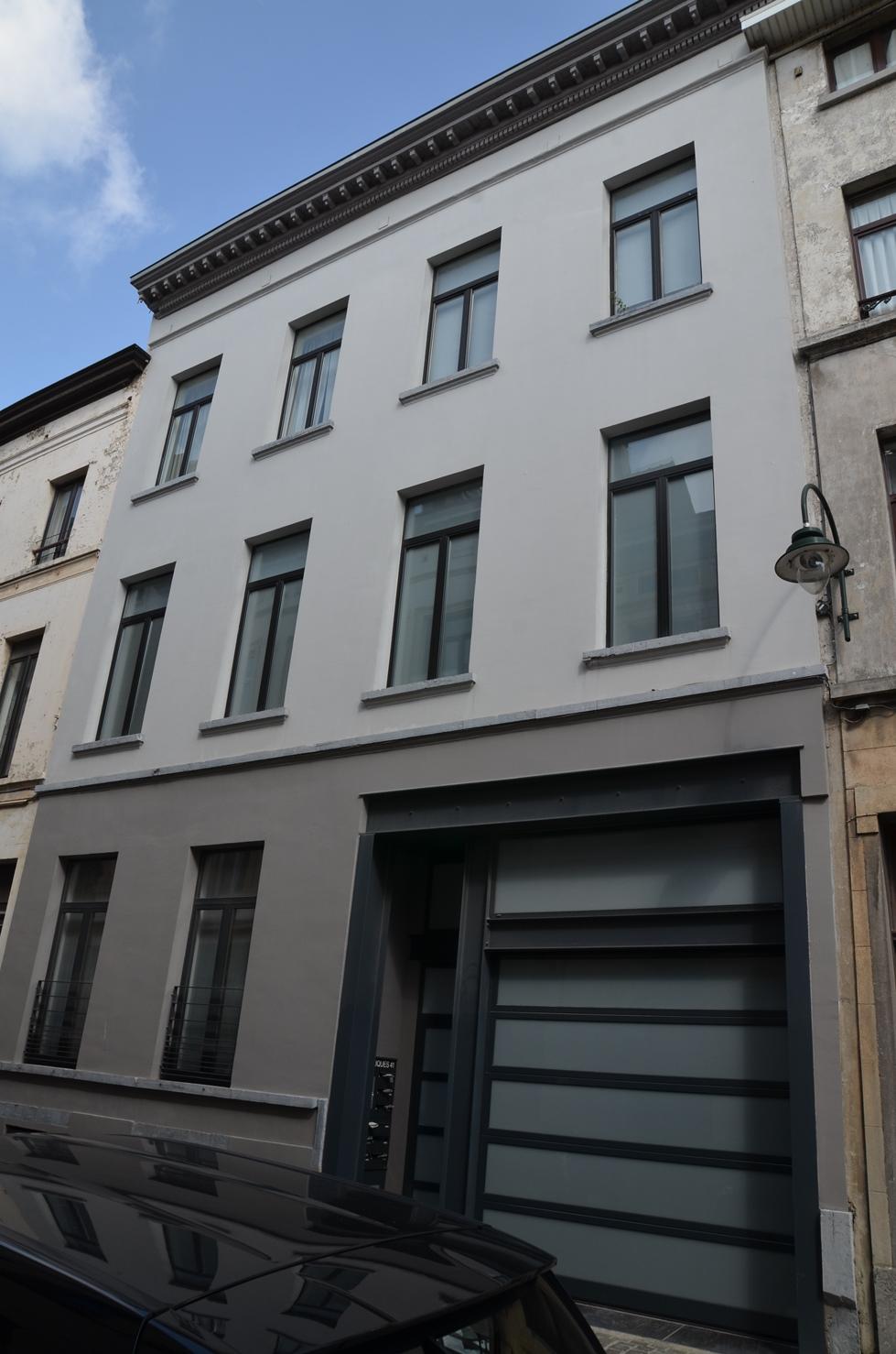 Rue des Fabriques 41, 2015