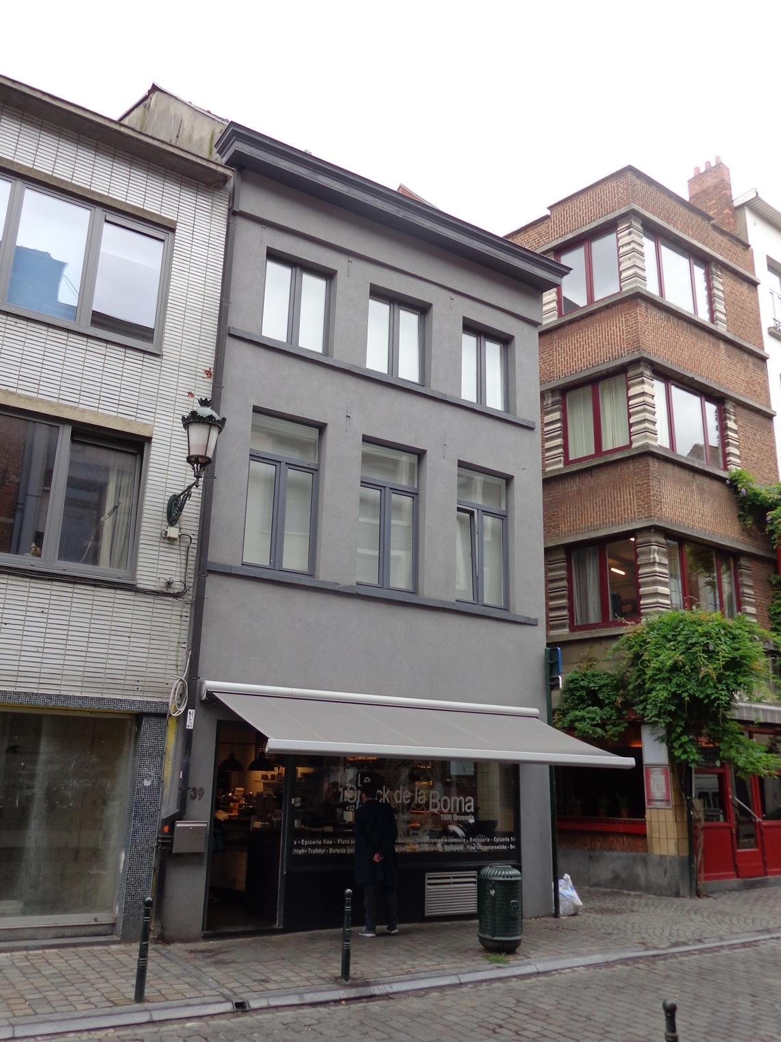 Rue de Flandre 39, 2015
