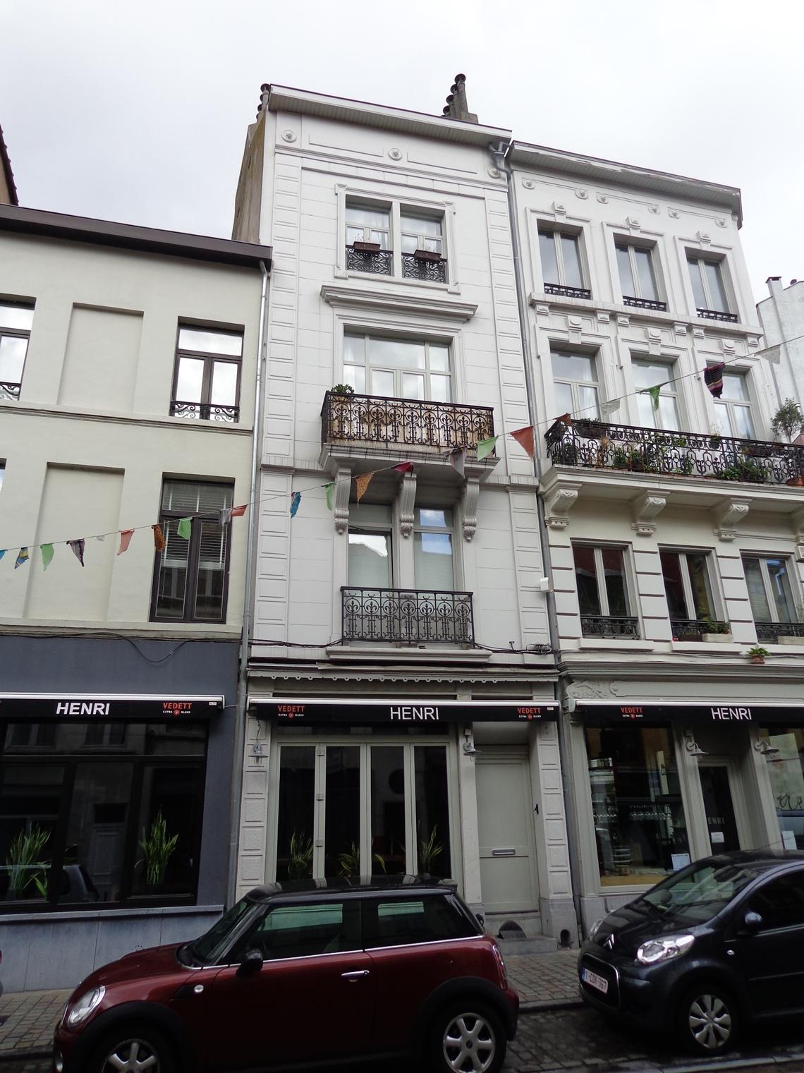 Rue de Flandre 115, 2015