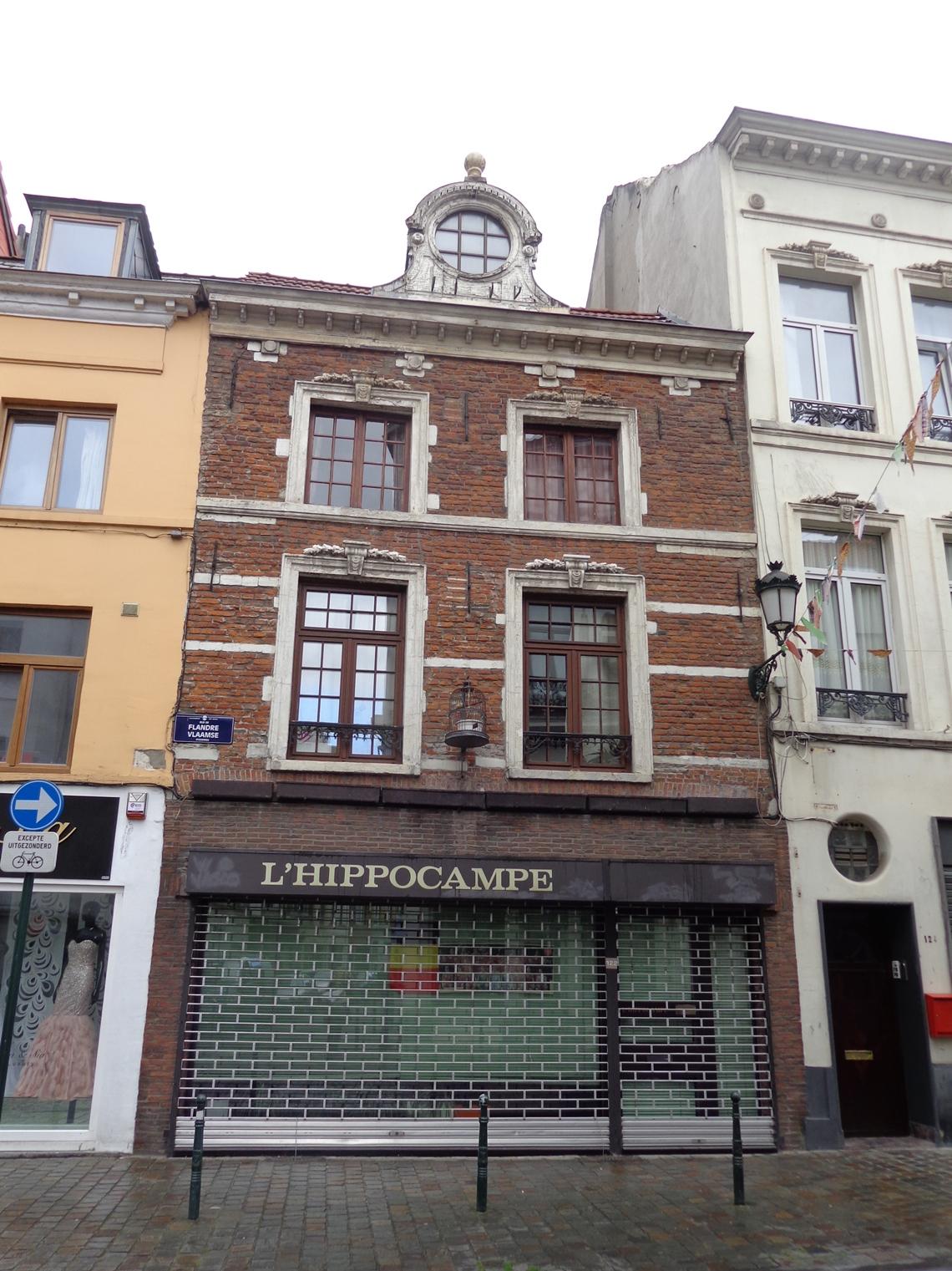 Rue de Flandre 122, 2015
