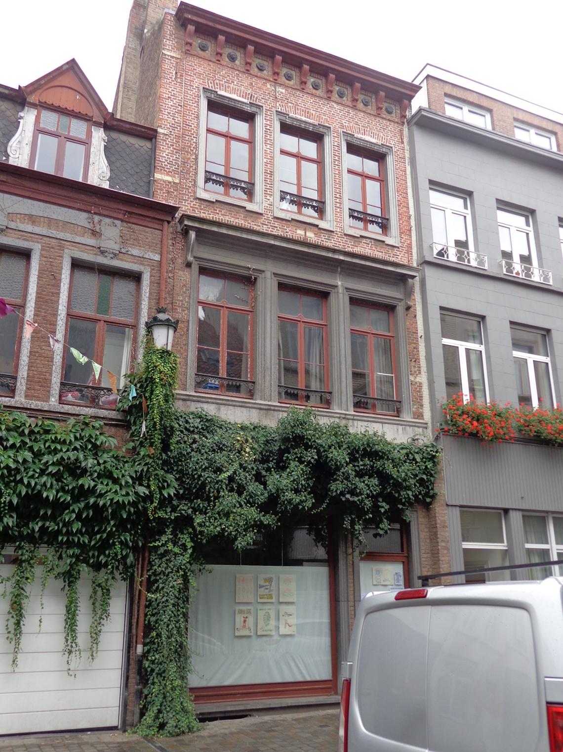 Rue de Flandre 132, 2015