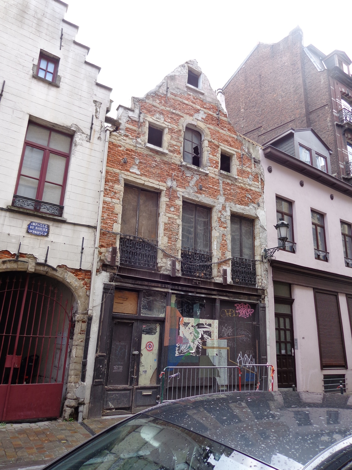 Rue de Flandre 180, 2015