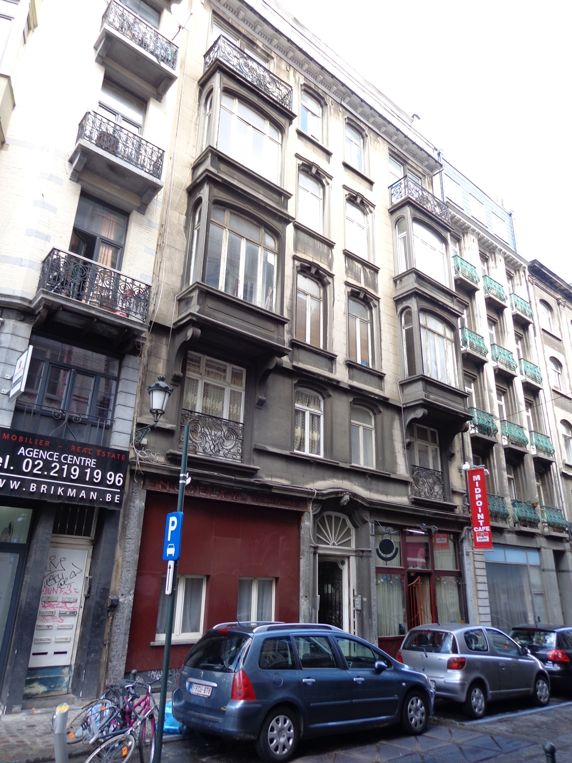 Rue de Flandre 189-191-193, 2015