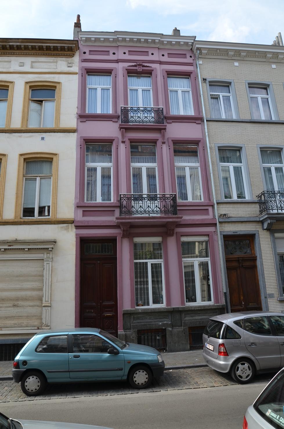 Rue des Foulons 82, 2015