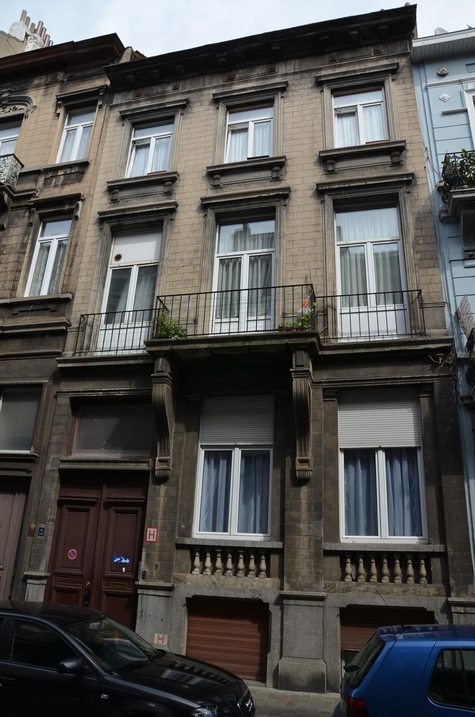 Rue Froebel 9, 2015