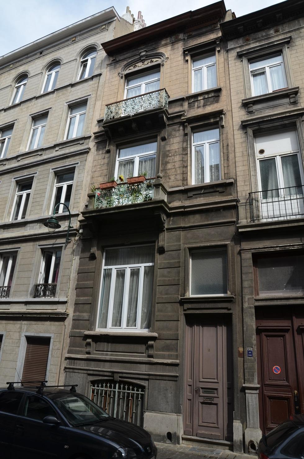 Rue Froebel 11, 2015