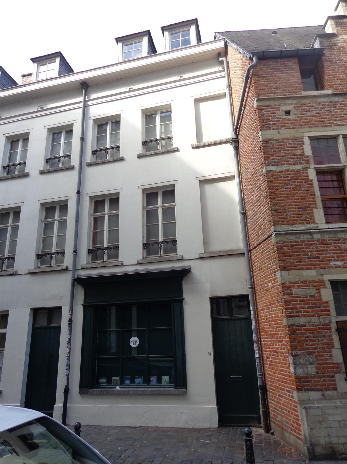 Rue de la Grande Ile 11, 2015