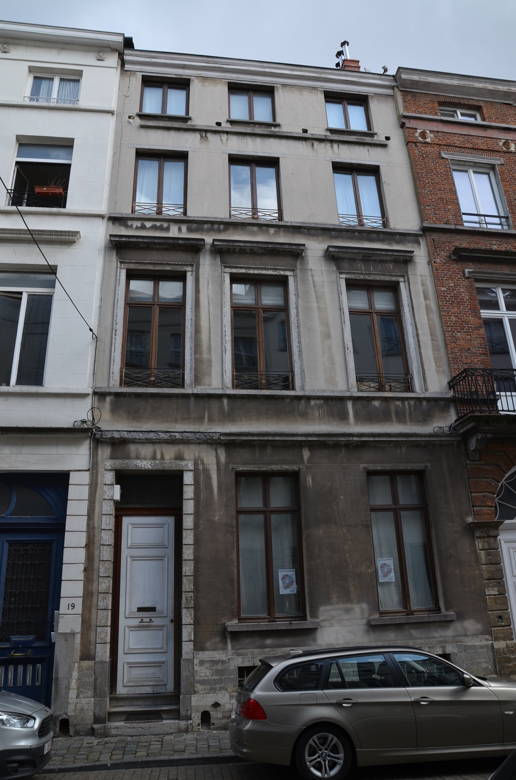 Rue du Grand Hospice 17, 2015