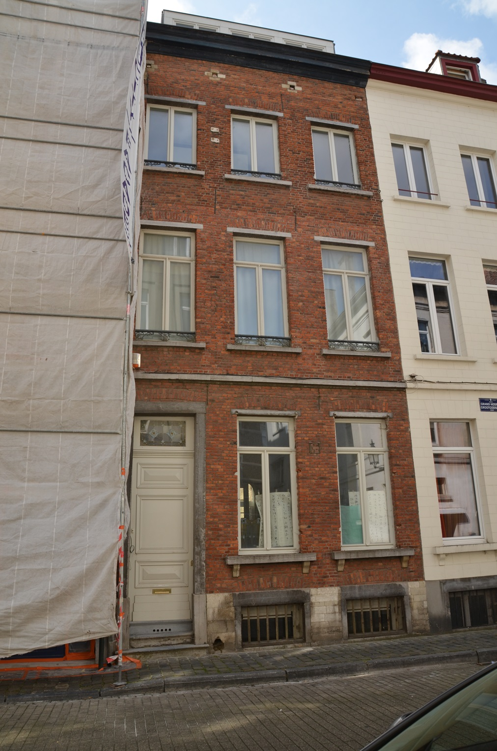 Rue du Grand Hospice 46, 2015