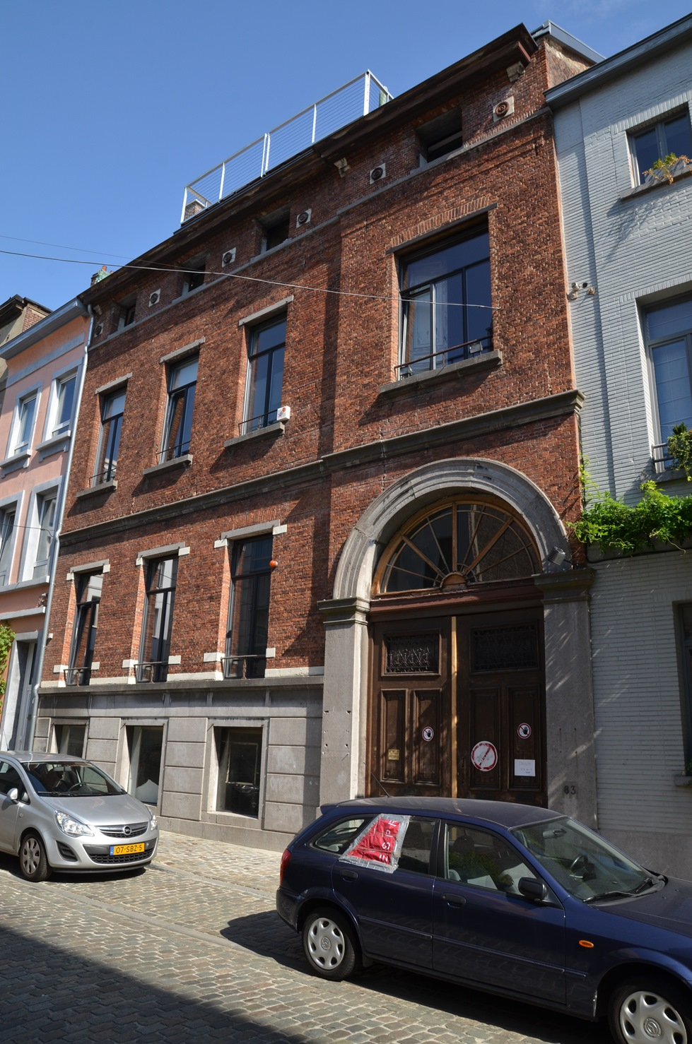 Rue du Houblon 63, 2015