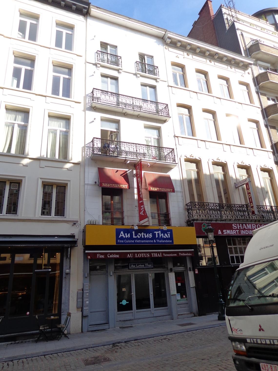 Rue Jules Van Praet 31-33, 2015