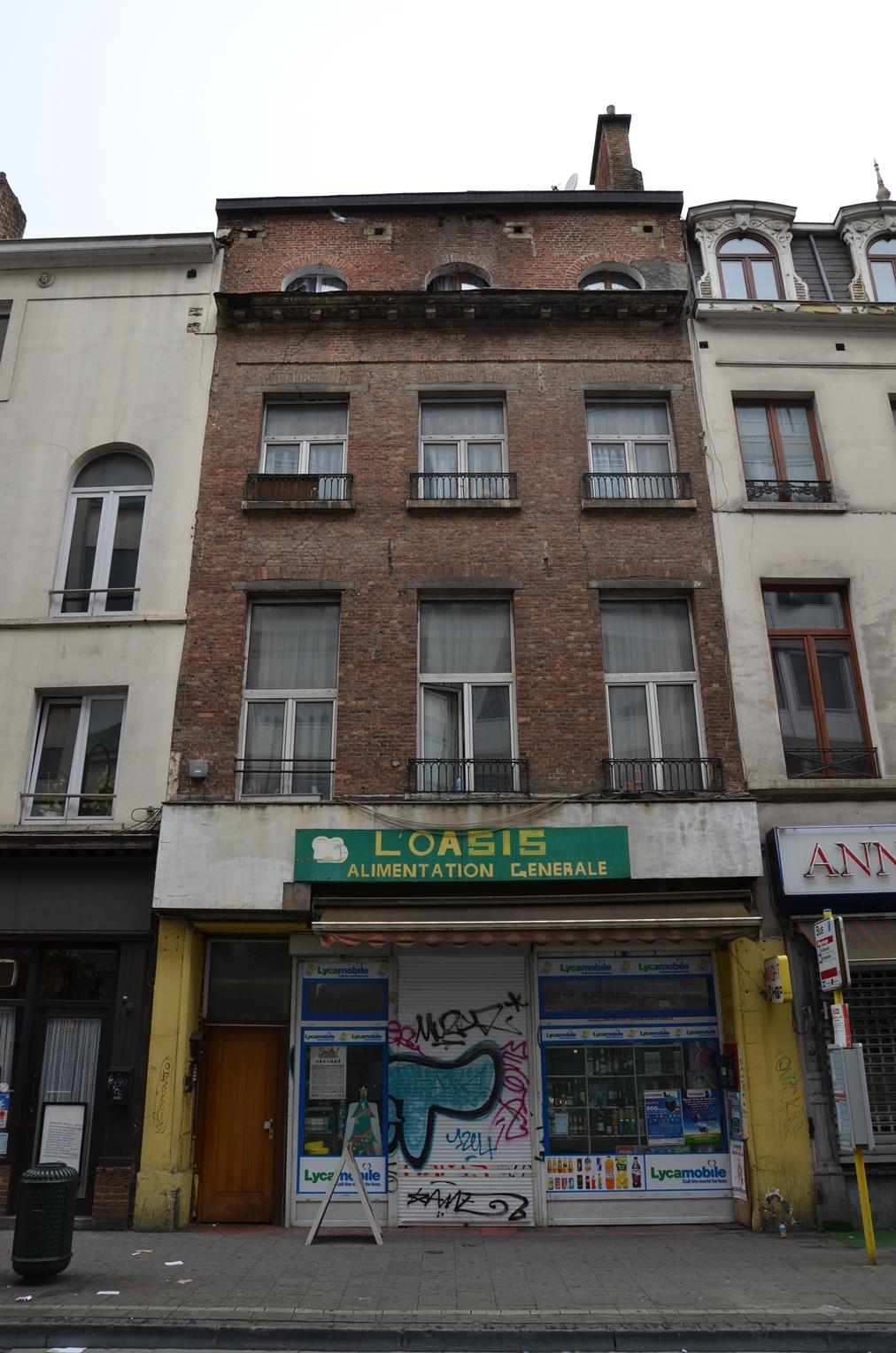 Rue de Laeken 24, 2015