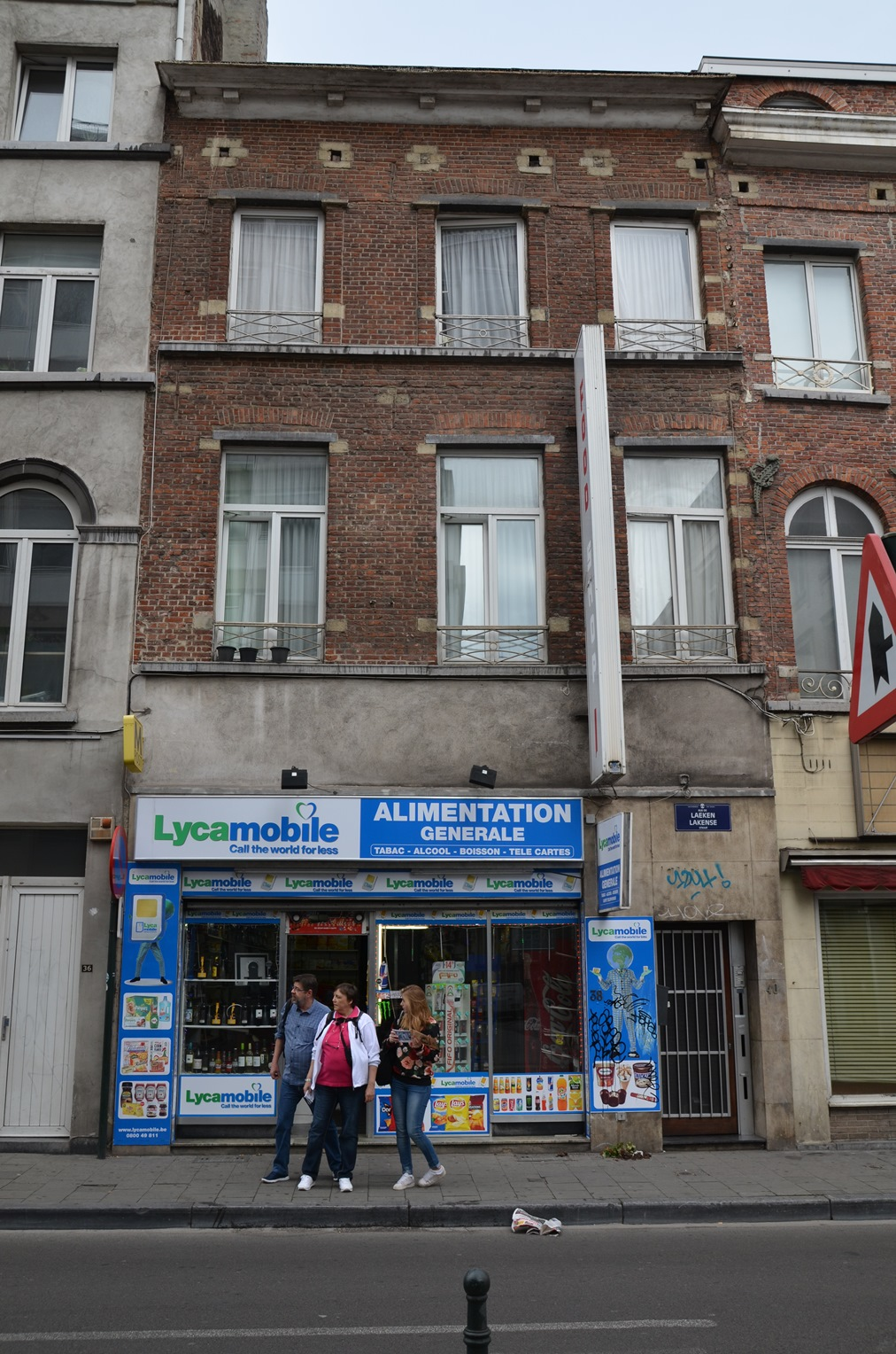 Lakensestraat 38-40, 2015